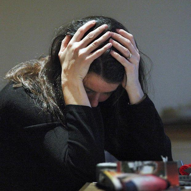 Coping with a lot of stress in middle age may heighten the risk of developing the condition, researchers said