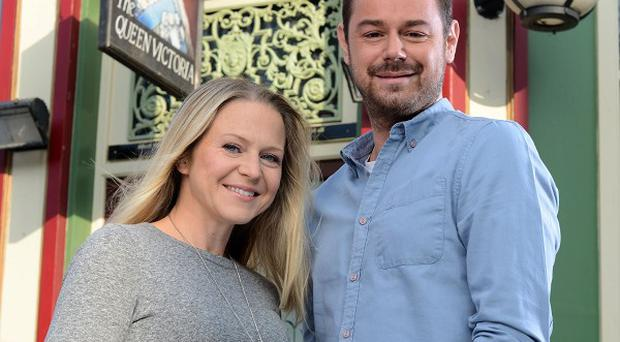 Danny Dyer is to become the new landlord of the Queen Vic as he joins the cast of EastEnders, with Kellie Bright playing his wife