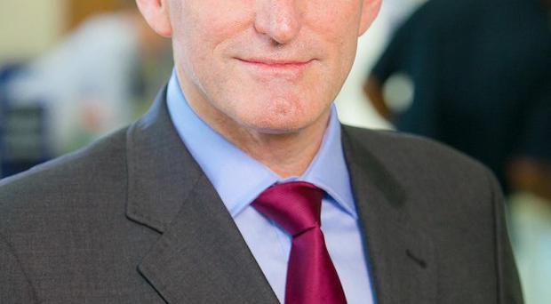 Ross McEwan, who succeeds Stephen Hester as chief executive of RBS today.