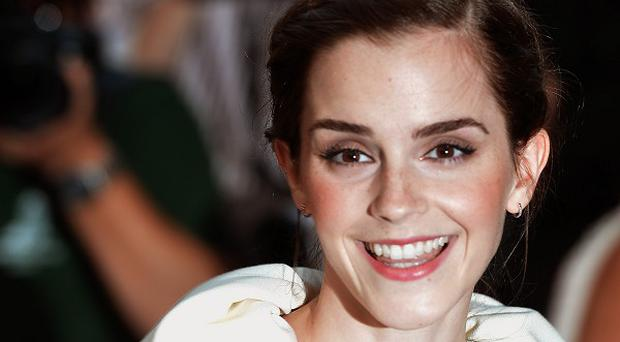 Emma Watson and Benedict Cumberbatch have been voted the sexiest stars by movie-goers.