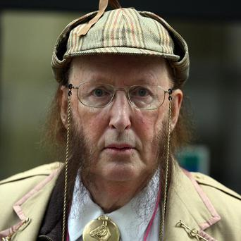John McCririck lost his job because his 'pantomime style' did not fit the programme's tone, a tribunal heard.