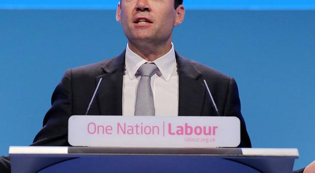 Former health secretary Andy Burnham was