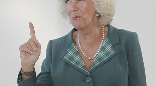 The Duchess of Cornwall is backing the campaign to uncover the nation's literary heroes