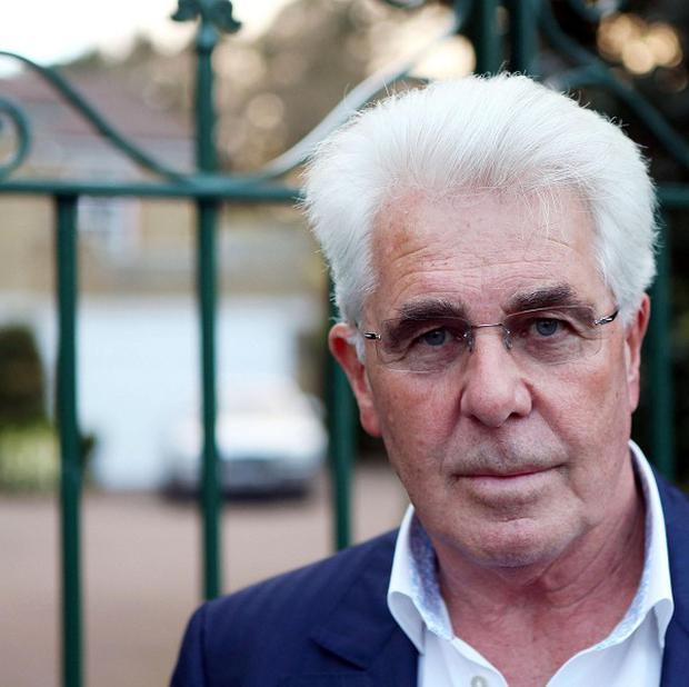 Max Clifford, who denies the charges, was arrested last December and was charged in April