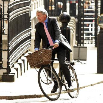 The row ignited when then chief whip Andrew Mitchell was accused of launching a foul-mouthed rant at officers guarding Downing Street as he asked to cycle through the main gates on September 19 last year.