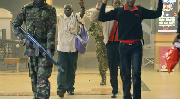 A man accused of developing chemical weapons for the group behind the Kenyan shopping centre atrocity is a former British citizen, reports say