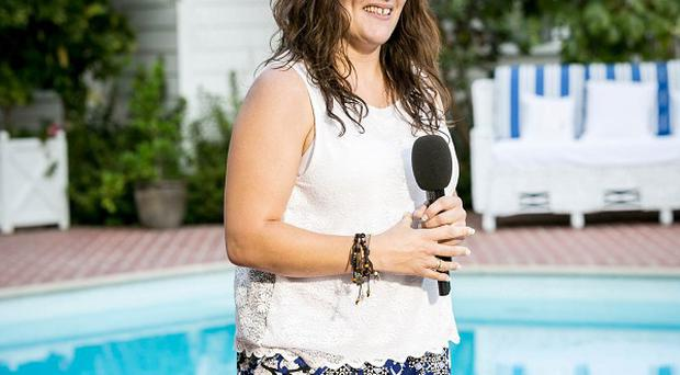 Sam Bailey during the Judges Houses edition of this year's X Factor.