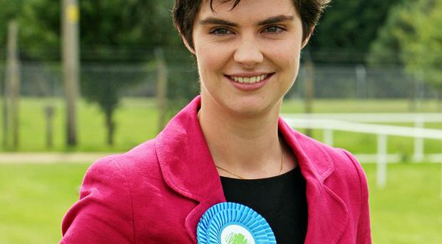 Chloe Smith was elected to the Commons at the age of 27