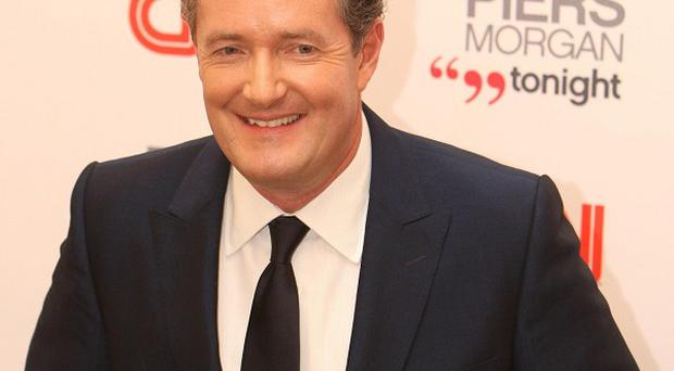 Piers Morgan said he thinks he is 'almost in a category of my own'