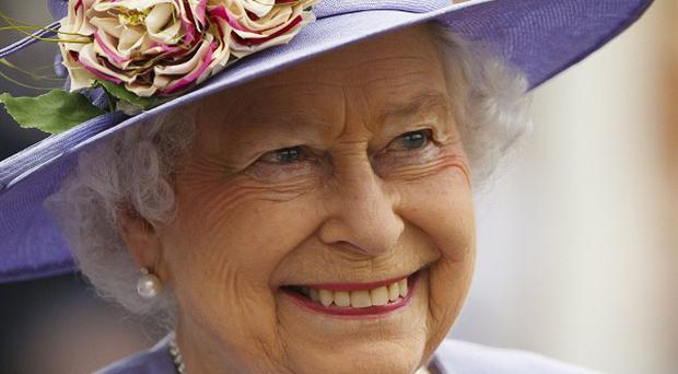 According to figures in a National Audit Report , the Queen's 'rainy day' bank account is apparently down to its last one million pounds, leaving her vulnerable to 'unexpected costs'
