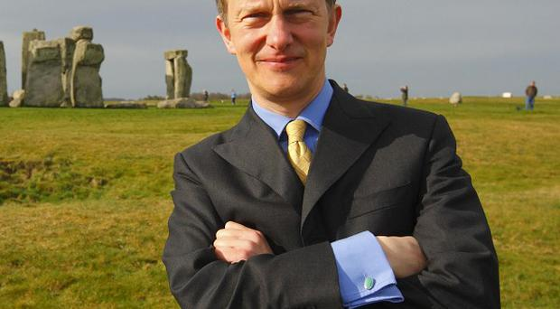 Simon Thurley, chief executive of English Heritage, said volunteering was a chance to help save a historic building