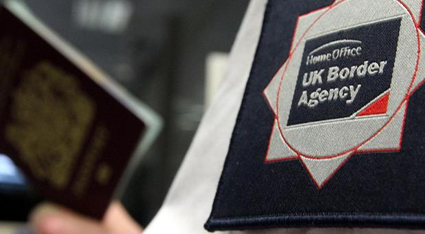 A group of MPs has criticised poor decisions by border officials for putting the UK at risk of harbouring terrorists