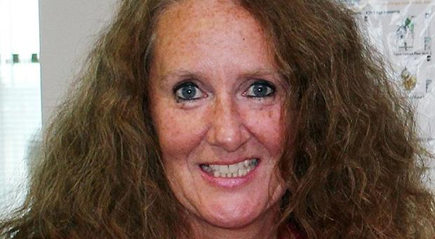 Carole Waugh was stabbed in the neck in her flat in Marylebone, central London (Metropolitan Police/PA)