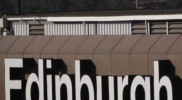 Almost three million passengers have used Edinburgh Airport in the past three months