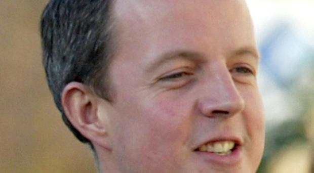 Tory MP Nick Boles, whose constituency office was damaged in an explosion