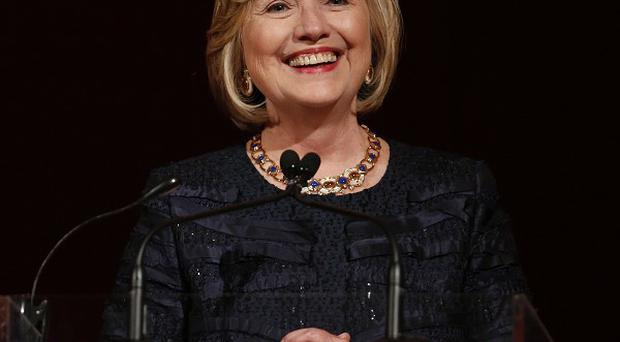 Hillary Clinton called for a 'sensible adult conversation' about the boundaries of state surveillance (AP)