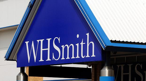 WH Smith is accused of selling pornographic ebooks alongside children's titles