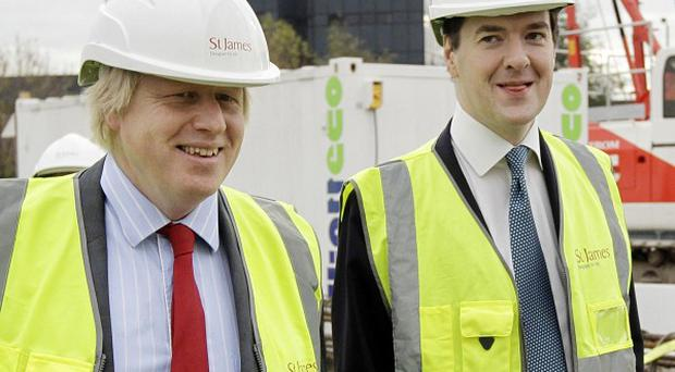 George Osborne and Boris Johnson have long been touted as successors to David Cameron as Conservative Party leader