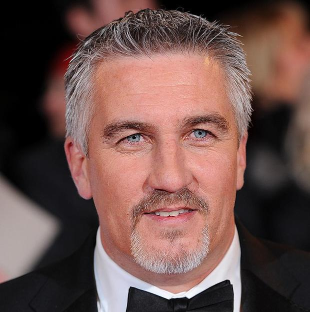 Paul Hollywood is one of the judges on The Great British Bake Off