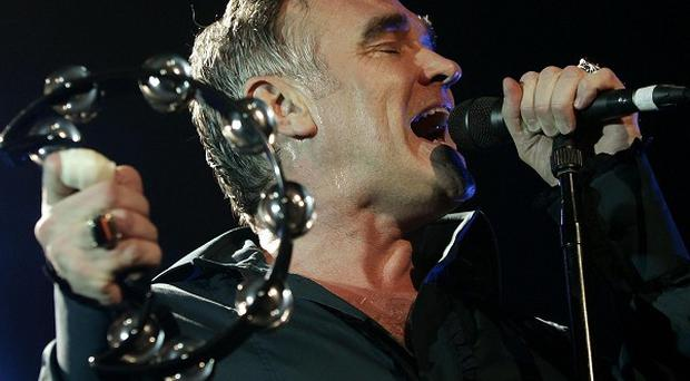 Morrissey has revealed details of his personal life in a new memoir.