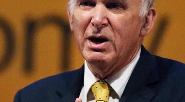 Vince Cable said helping businesses to access the funds they need to grow 'is key to our recovery'