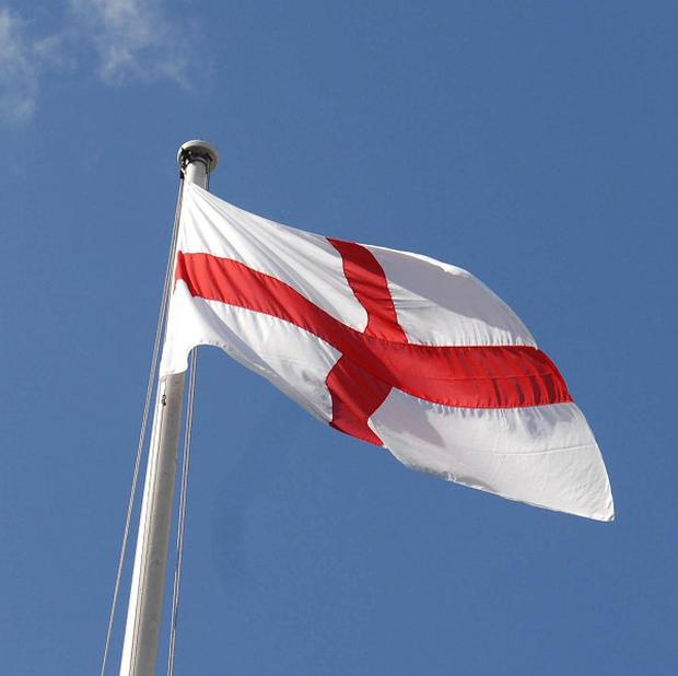 The English would like to see St George's Day celebrated more - despite most not knowing when it is, a new poll has found