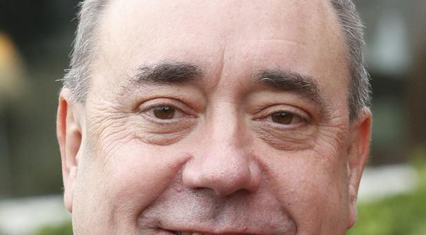 First Minister Alex Salmond will tell the SNP annual conference that there is a