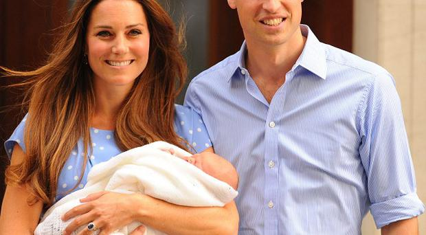 Prince George's christening will be a private family event