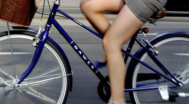 Cycling to work is now most popular in the West Midlands, a survey has found