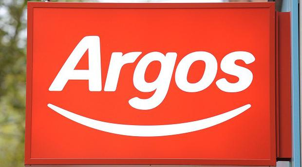 Home Retail Group is the parent company of Argos and Homebase