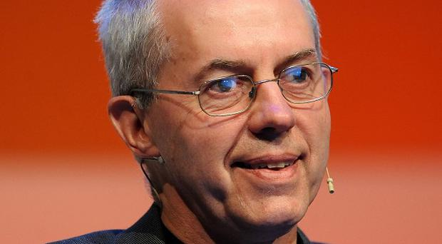 The Archbishop of Canterbury says energy companies have an obligation to behave morally rather than just maximising profits.