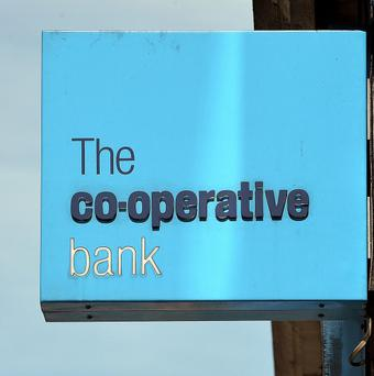 The Co-operative Bank said the cost of failings including its involvement in controversial payment protection insurance policies will be up to 105 million pounds more than expected