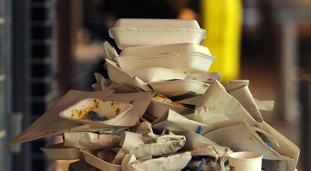The 12th annual Local Environmental Quality Survey of England has found that litter from fast food and confectionery is getting worse