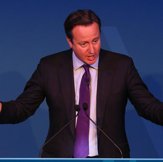 David Cameron said the loans would be made compatible with Islam's strict rules on finance