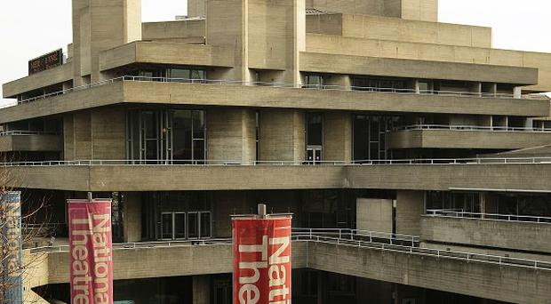 The National Theatre is celebrating its 50th anniversary.