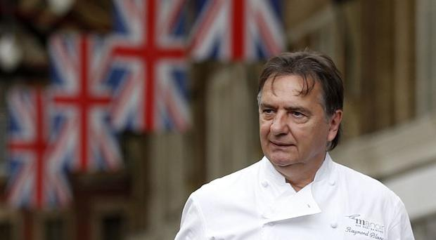 TV chef Raymond Blanc has apologised after suggesting that Great British Bake Off finalist Ruby Tandoh is too thin to enjoy food