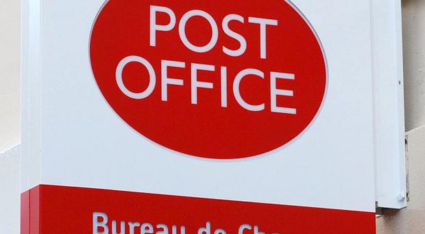 Post Office managers are to take their first industrial action in 34 years in a dispute over pay