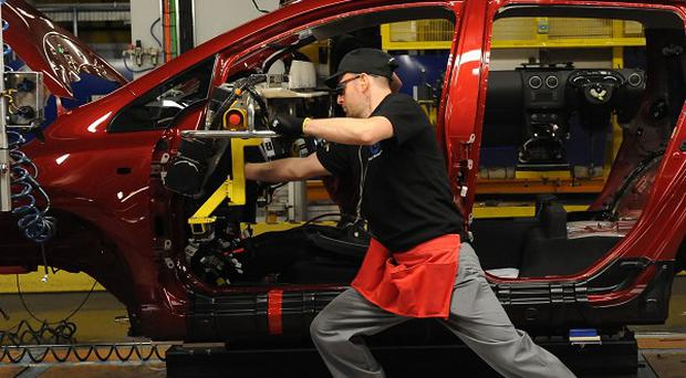 September's car production figures took the year-so-far total to 1,125,433 - up 3.9% on the January-September 2012 total
