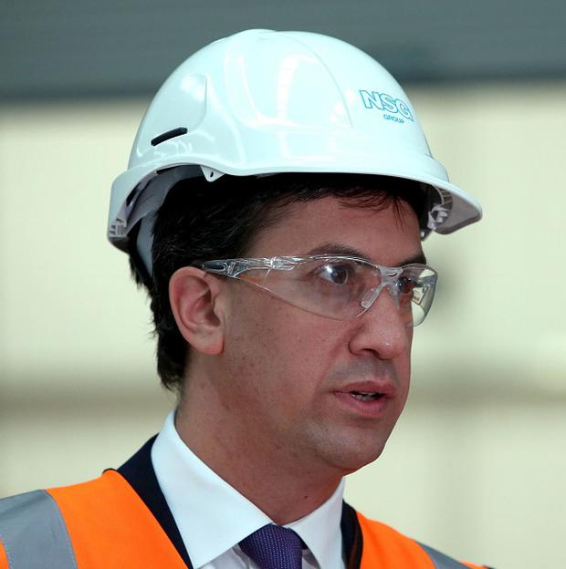 Ed Miliband is launching an attack on the Government's energy policy