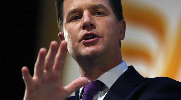 Liberal Democrat leader Nick Clegg has accused the Tories of failing to enforce basic standards in schools