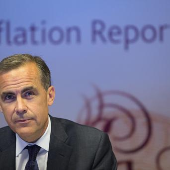 Bank of England governor Mark Carney has vowed to continue a policy of cheap finance.