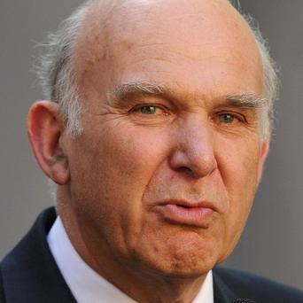 The CWU has called for Vince Cable's resignation over the controversial privatisation of Royal Mail.