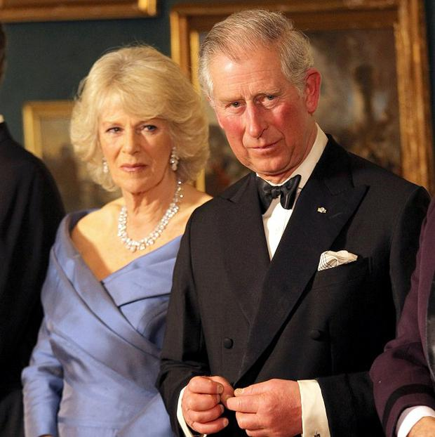 The Prince of Wales and the Duchess of Cornwall hosted a reception for members of British Indian and Sri Lankan communities at St James's Palace