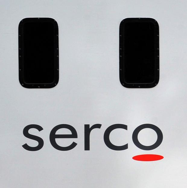 Christopher Hyman has quit Serco as the firm attempts to rebuild its relationship with the Government following controversies over its handling of key contracts