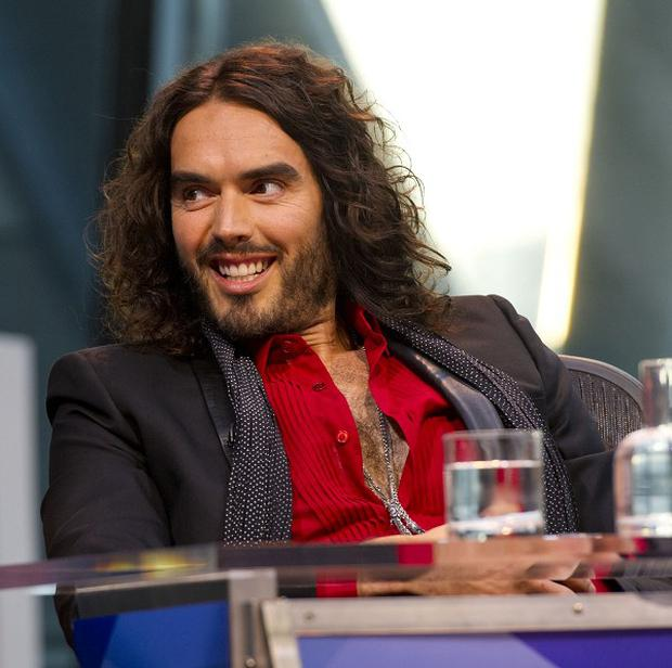 Russell Brand has been robustly criticised by Tory MP Michael Fabricant.