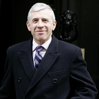 Jack Straw will step down as an MP at the next election.