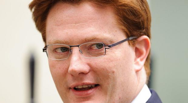 Danny Alexander indicated there was no room for further negotiation with the press industry
