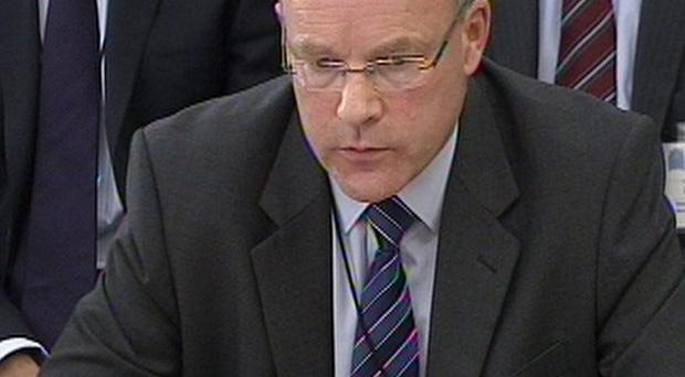 Inspector Ken MacKaill is one of three officers accused of giving misleading accounts of their meeting with Andrew Mitchell