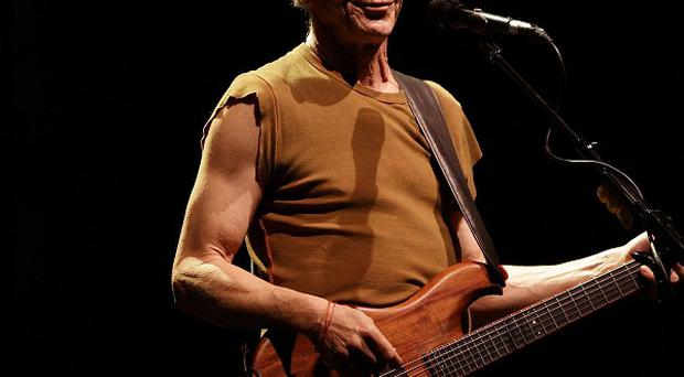 Rock musician Lou Reed has died at the age of 71