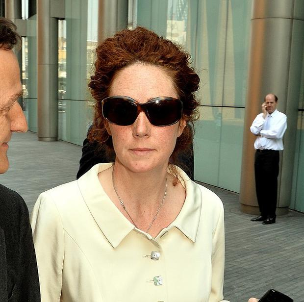 Rebekah Brooks has been accused of conspiracy to intercept communications in the course of their transmission